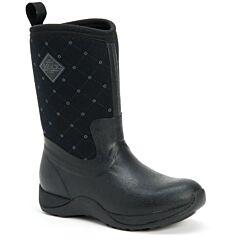 Muck Boots Women's Arctic Weekend Short Boots Black