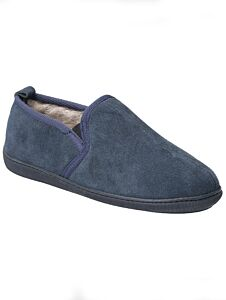 Hush Puppies Arnold Slippers Navy