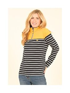Brakeburn Amber Sweatshirt Navy