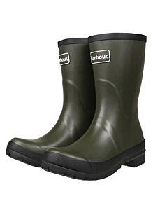 Barbour Banbury Wellington Boots Olive