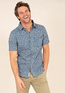 Brakeburn La Jolla Shirt Navy