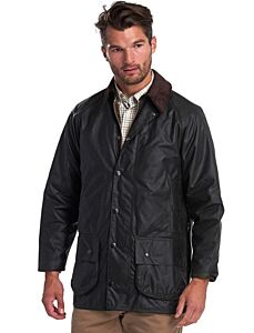 Barbour Beaufort Wax Jacket Sage