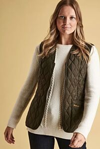 Barbour Betty Interactive Liner Olive