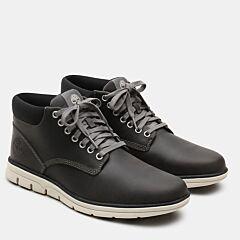 Timberland Men's Bradstreet Chukka Leather Boot Dark Grey