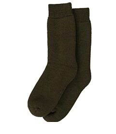 Barbour Wellington Calf Sock Olive