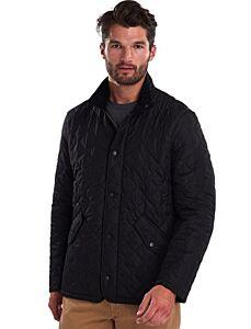 Barbour Chelsea Sportsquilt Black