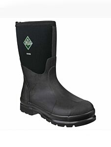 Muck Boot Chore Classic Mid Boots Black