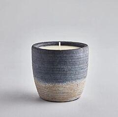 St Eval Coastal Large Pot Candle Sea Salt