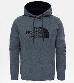 The North Face Men's Drew Peak Pullover Hoodie Med Grey Heather/Black