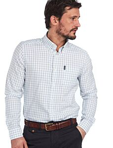 Barbour Eco 4 Tailored Shirt White