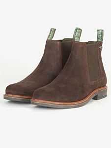 Barbour Farsley Boots Choco Suede