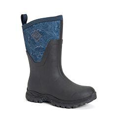 Muck Boots Arctic Sport II Mid Black/Navy