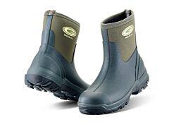 Grubs Midline Wellington Boot Green