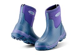 Grubs Midline Wellington Boot Violet