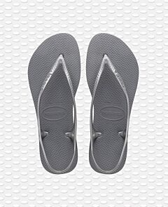 Havaianas Sunny II Flip Flops Steel Grey