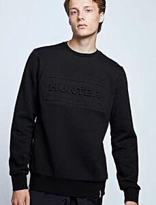 Hunter Men's Original Logo Sweatshirt Black