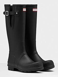 Hunter Men's Original Side Adjustable Boot Black