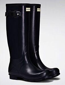 Hunter Women's Norris Field Boot Navy