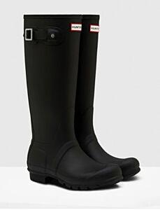 Hunter Women's Original Tall Boot Black