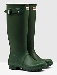 Hunter Women's Original Tall Boot Hunter Green