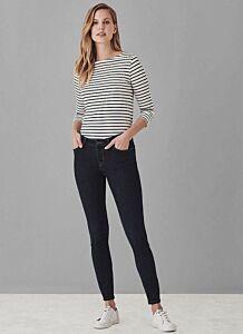 Crew Clothing True Skinny Jeans Worn Indigo
