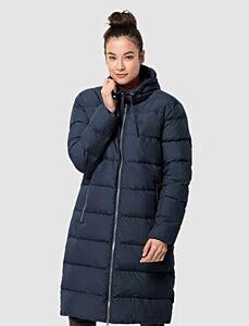 Jack Wolfskin Women's Crystal Palace Coat Midnight Blue