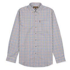 Musto Classic Button Down Shirt Keldy Blue