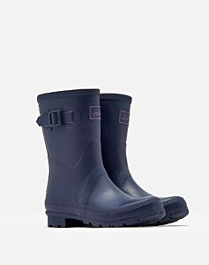 Joules Kelly Mid Height Welly French Navy