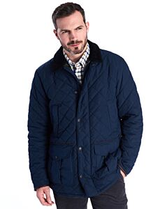 Barbour Langdale Quilted Jacket Navy