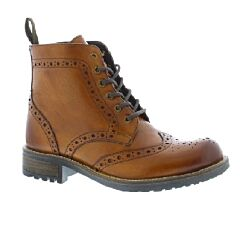 Country Jack Leo Boots Tan