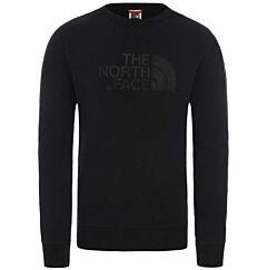 The North Face Men's Drew Peak Light Crew Sweater Black
