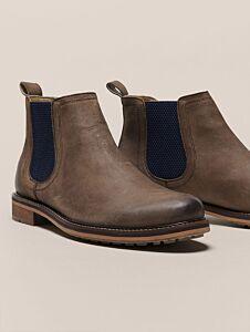 Crew Clothing Men's Chelsea Boot Chocolate