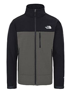 The North Face Men's Apex Bionic Jacket Taupe Green / TNF Black