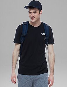 The North Face Men's Simple Dome Tee Black