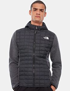 The North Face Men's Thermoball Gordon Lyons Hoodie Black/Graphite Grey