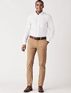 Crew Clothing Men's Slim Fit Chino Tan