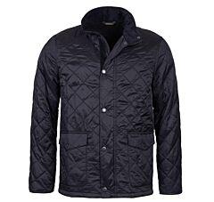 Barbour Blunk Polarquilt Jacket Black