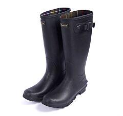 Barbour Mens Bede Wellington Boots Black