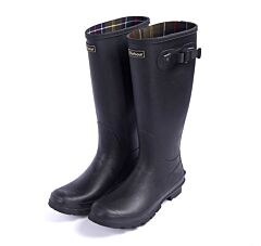 Barbour Mens Bede Wellington Boots Navy