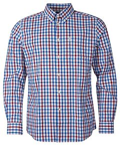 Barbour Hallhill Performance Shirt Red