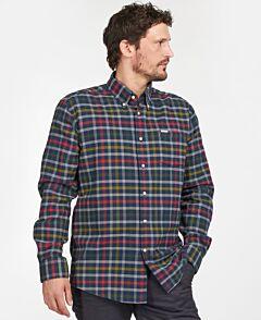 Barbour Hadlo Regular Fit Shirt Navy