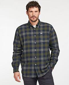 Barbour Westoe Regular Fit Shirt Navy