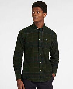Barbour Blair Tailored Shirt Classic Tartan