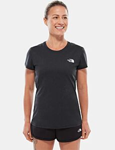 The North Face Women's Reaxion Ampere T-Shirt Black