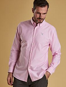 Barbour Oxford 3 Tailored Shirt Pink