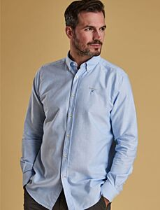 Barbour Oxford 3 Tailored Shirt Sky