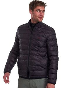 Barbour Penton Quilted Jacket Black