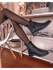 Emu Australia Pioneer Women's Leather Boots Black