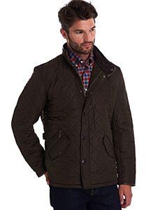 Barbour Powell Quilt Jacket Olive