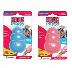 Kong Classic Puppy Treat Toy